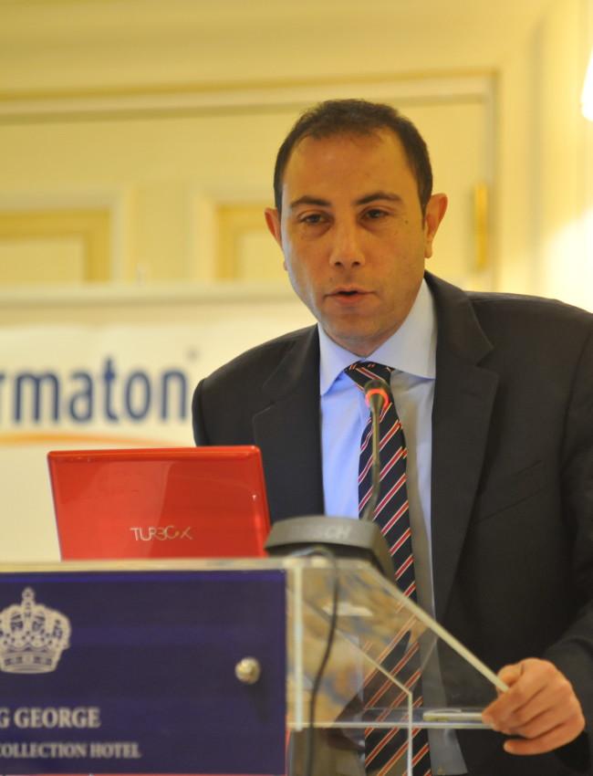 Dr Δημήτρης Γρηγοράκης BSc, MSc, PhD
