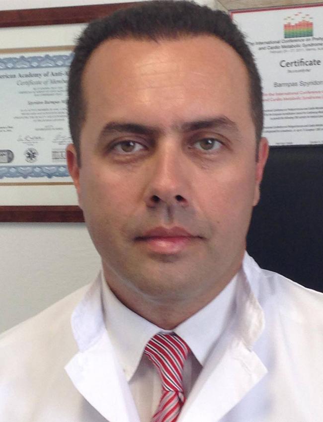 Σπύρος Μπάρμπας M.D, PhD