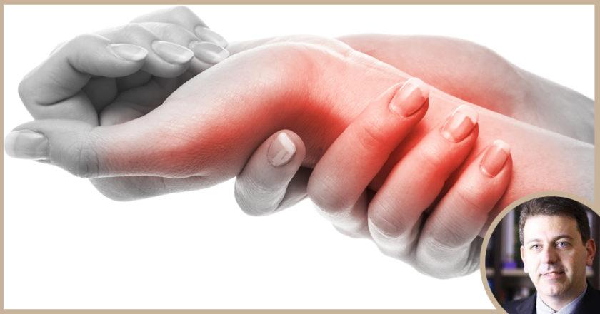 πόνος στο χέρι