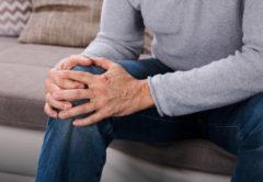 Οίδημα στο γόνατο