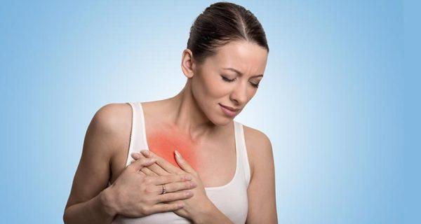 πόνος στον μαστό