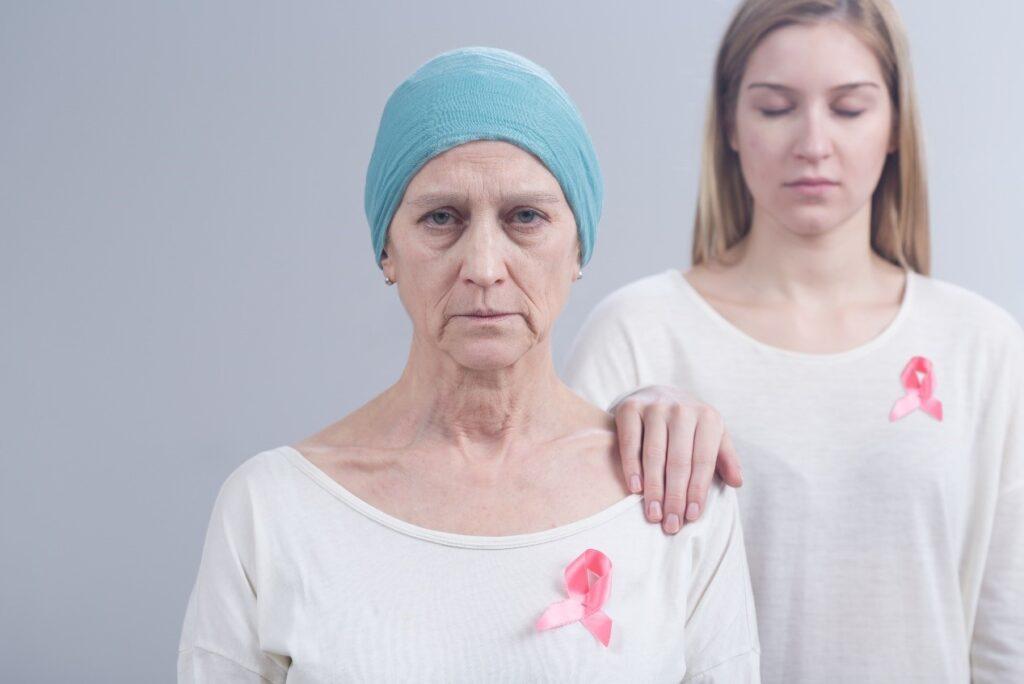 Καρκίνος του μαστού στην τρίτη ηλικία